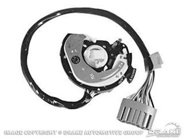 Picture of 1973 Turn Signal Switch (without Tilt) : D6AZ-13341-B