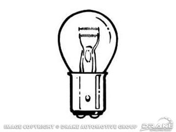 Picture of 1157 Exterior bulb : 1157