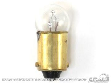 Picture of 1964-70 Interior bulb. : 1445