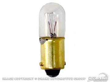 Picture of 1970 Console ash tray bulb : 1892