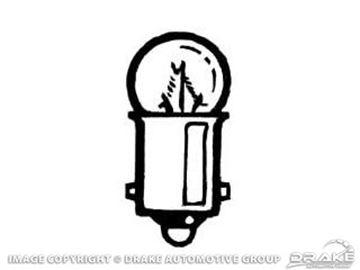 Picture of 65-70 Interior bulb : 1895
