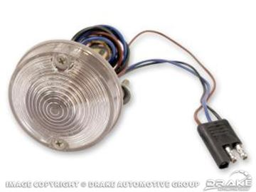 Picture of 67-68 Parking Lamp Assembly : C8ZZ-13200-B