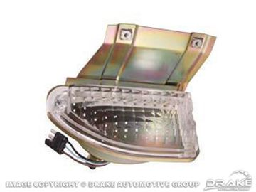 Picture of 1970 Parking Lamp Assembly (RH) : D0ZZ-13200-A