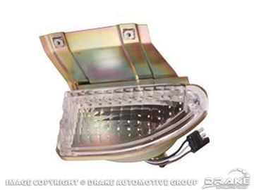 Picture of 1970 Parking Lamp Assembly (LH) : D0ZZ-13201-A