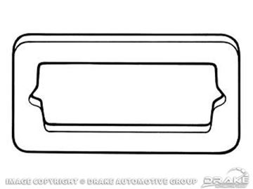 Picture of 71-73 Rear Marker Lamp to Body Seal : D1ZZ-15A447