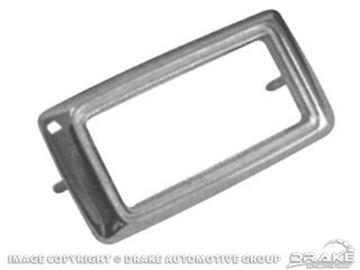 Picture of Chrome Marker Bezel : C9AZ-15A440-A