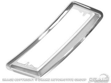 Picture of Front Marker Bezel (Chrome, LH) : D0ZZ-15A440-L