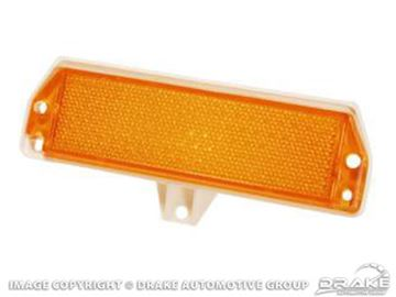 Picture of 71-73 Front Side Marker Lens (LH) : D1ZZ-15201-B