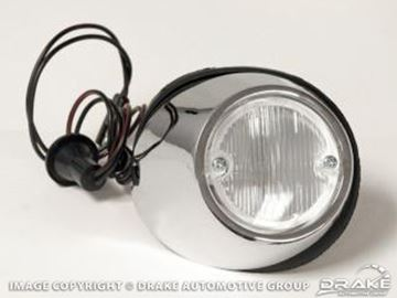 Picture of 69-70 Back up lamp/rh : C9ZZ-15511-A