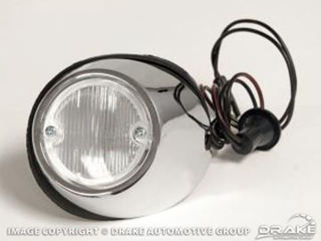 Picture of 69-70 Back up lamp/lh : C9ZZ-15511-B