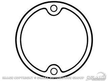 Picture of Backup Lamp Lens Gasket : C5ZZ-15510-A