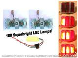 Picture of 1964-66 Mustang LED Sequential Tail Light Kit (Easy Install) : SD-0005-UB