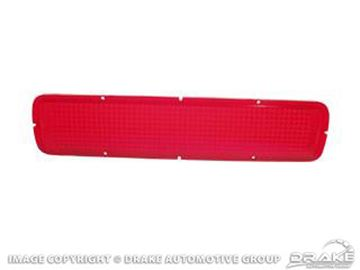 Picture of 68-70 Shelby Tail Light Lens : C5SZ-13450-C