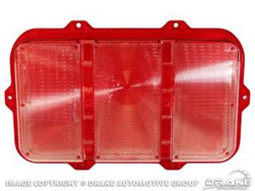 Picture of 70 Tail Light Lens : D0ZZ-13450