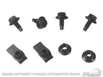 Picture of Battery Tray Mounting Kit : C5ZZ-10732-MK