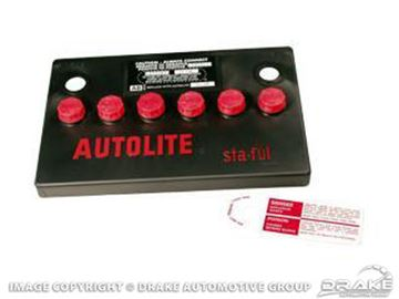 Picture of Autolite Battery Top Cover : C1DZ-10655-BC