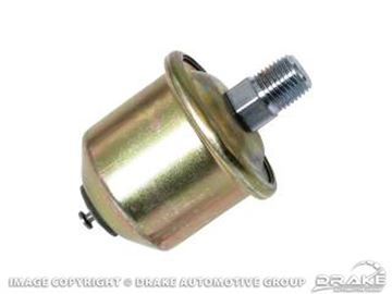 Picture of 1967-68 Mustang Oil Pressure Sender (Without factory tach, with spade connector) : C7ZZ-9278-A