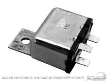 Picture of Horn Relay : C4DZ-13583-A