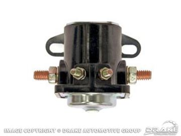 Picture of 67-71 Starter Solenoid : C7AZ-11450-A