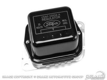 Picture of 1965 Voltage Regulator (early) : C5AF-10316-A
