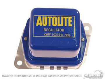 Picture of 68-69 Voltage Regulator (with A/C) : C8TF-10316-A