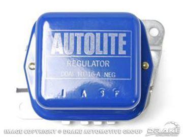 Picture of 70-71 Voltage Regulator without A/C : D0AF-10316-A