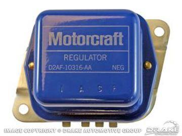 Picture of 1972 Voltage Regulator (without A/C) : D2AF-10316-A