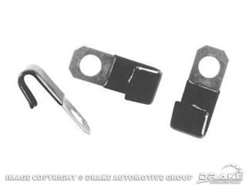 Picture of 64-73 Wire Harness Clips : 356640-S100