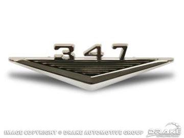 Picture of 64-6 347 Fender Emblem : C3OZ-16228-347