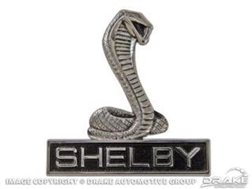 Picture of Shelby Grill Emblem : S9MS-16098-A