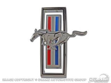 Picture of 1970 Grill Horse Emblem : D0ZZ-8213-A