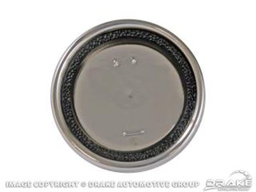 Picture of Dash Panel Base Plate : C7ZZ-65044A90-P