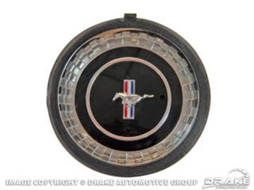 Picture of Steering Wheel Hub Emblem : C7ZZ-3649-A