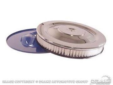 Picture of 64-73 Hi-Po Air Cleaner (6 Cylinder) : C4DZ-9600-W