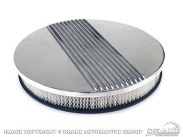 Picture of 14' Aluminum Finned Air Cleaner Assembly : C5ZZ-9600-AFK