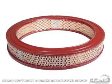 Picture of Air Filter Element (High Performance) : B7SZ-9601-A