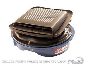 Picture of 69-70 Shaker Air Cleaner Assembly : C9ZZ-9600-S