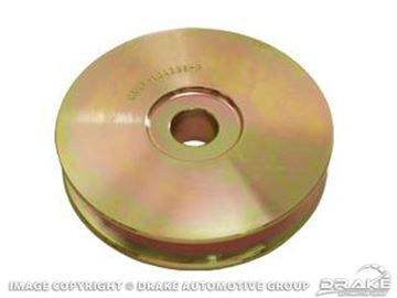 Picture of Hi-Po Alternator Pulley (Yellow Steel) : C5AF-10A352-H