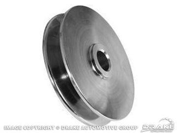 Picture of Alternator Fans & Pulleys (Single pulley) : C5AZ-10344-K