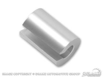 Picture of Alternator Spacer (351C Silver) : D0OF-10A370-A
