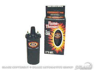 Picture of Pertronix High Performance Coil (Black) : IGN-40011