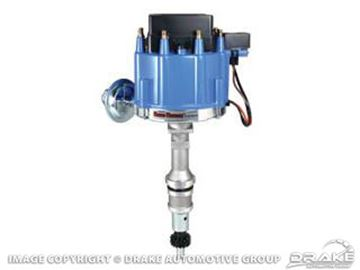 Picture of 63-84 Small Block HEI Street/Strip Distributor : IGN-D1352