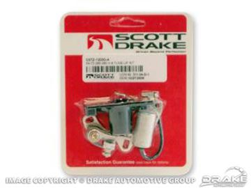 Picture of Distributor Tune Up Kit (260, 289, 302, 351, 390) : C0TZ-12000-A