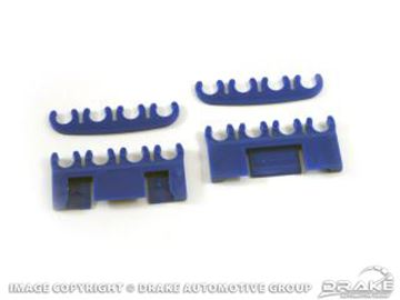 Picture of Spark-Plug-Wire Separator Set (Blue) : B6AB8Q-12297-KB