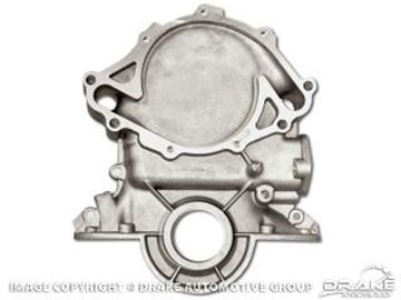 Picture of 1965 Mustang Timing Chain Cover (260, 289 For aluminum water pump) : C4AZ-6019-A