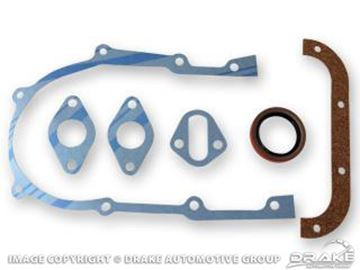 Picture of Timing Chain Cover Gasket (390, 428) : C9ZZ-6020-D