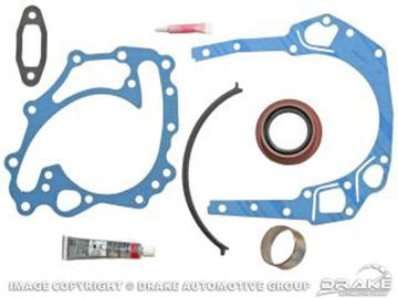 Picture of Timing Chain Cover Gasket (351C) : D0ZZ-6020-C