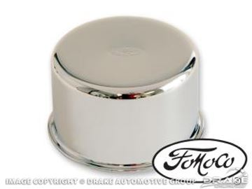 Picture of 64-66 Oil Cap with Oval FoMoCo Logo (Open Emissions) : B6AZ-6766-B