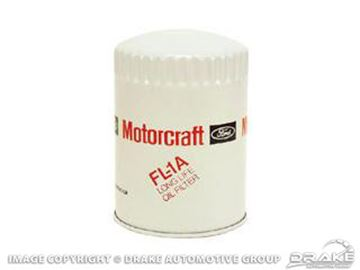 Picture of Oil Filter from Motocraftr : FL-1A