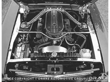 Picture of Underhood Stainless Trim : ACC-UHT-65